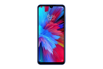 Xiaomi Redmi Note 7 (32GB, Blue) - Global Model