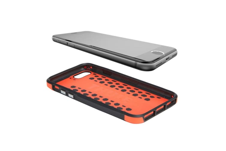 Thule Atmos X3 Ultra Tough/Shock Proof Phone Case/Cover for Apple iPhone 7 Coral