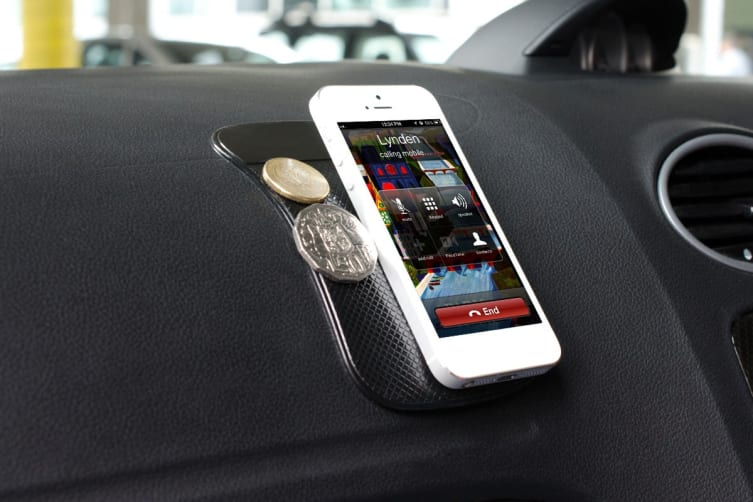 3 Pack Mobile Phone Non-Slip Dash Mat