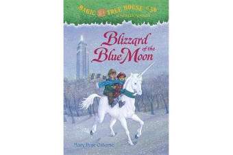 Magic Tree House Merlin Mission #8 - Blizzard of the Blue Moon