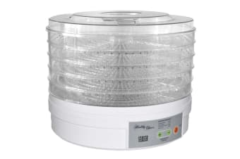 Healthy Choice 300W Food Dehydrator w/Expandable 10 Layers/Temperature Control
