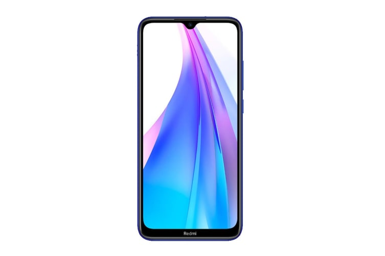 Xiaomi Redmi Note 8T (64GB, Blue) - Global Model