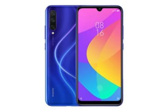 New Xiaomi Mi A3 Dual SIM 64GB 4G LTE Smartphone Blue (FREE DELIVERY + 1 YEAR AU WARRANTY)