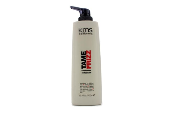 KMS California Tame Frizz Conditioner (Smoothes & Reduces Frizz) (750ml/25.3oz)