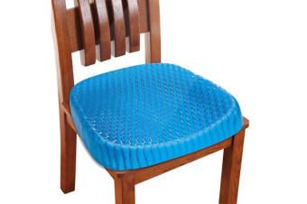 Easy Wash Honeycomb Cool Gel Seat Cushion