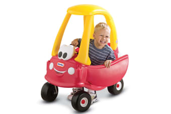 Little Tikes 30th Anniversary Edition Cozy Coupe - Red