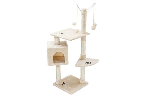 Medium Cat Scratching Post Tree -02S