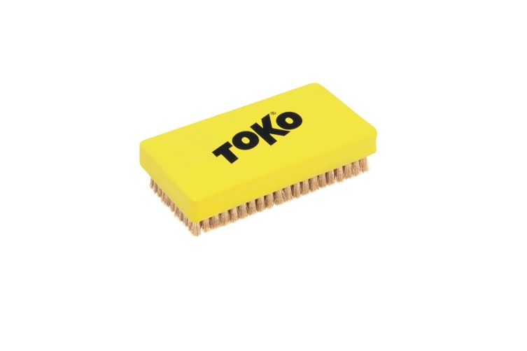 Toko Edge Base Tuning Base Brush Copper