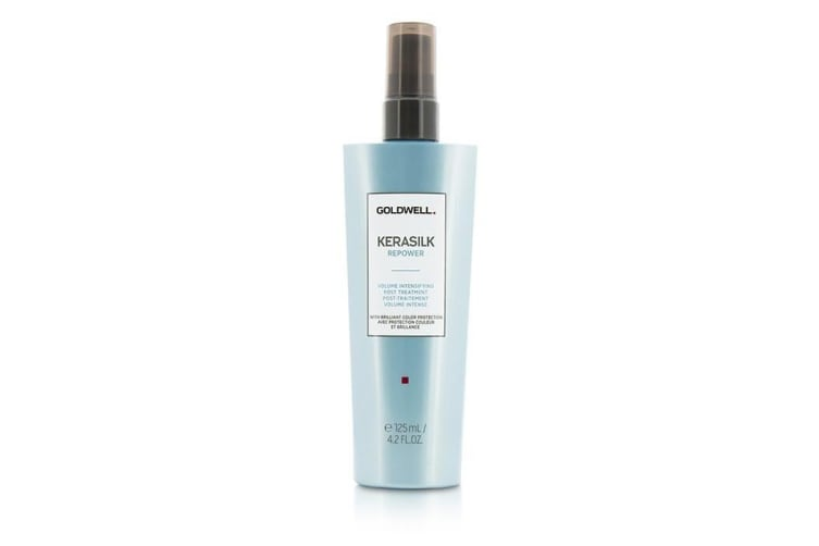 Goldwell Kerasilk Repower Volume Intensifying Post Treatment (For Extremely Fine, Limp Hair) 125ml