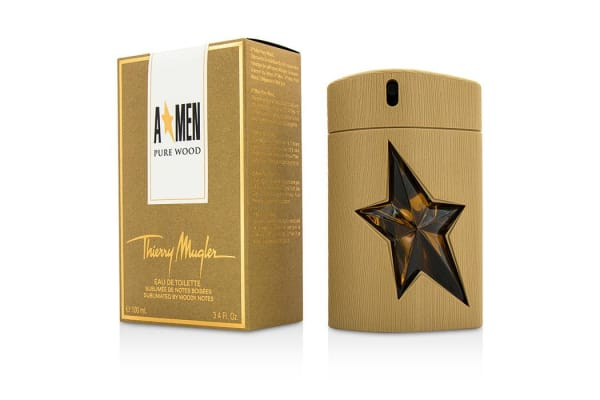 Thierry Mugler A*Men Pure Wood Eau De Toilette Spray (100ml/3.4oz)