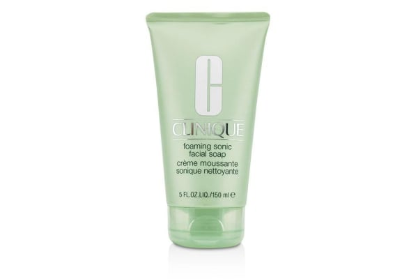Clinique Foaming Sonic Facial Soap (150ml/5oz)