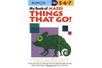 My Book Of Mazes - Things That Go!