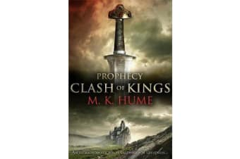 Prophecy: Clash of Kings (Prophecy Trilogy 1) - The legend of Merlin begins