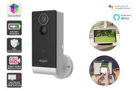 Kogan SmarterHome™ Outdoor Battery Powered 1080P Wireless Security Smart Camera