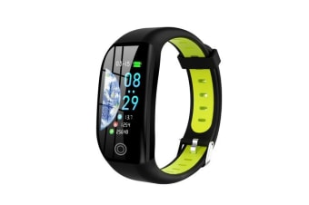 F21 Smart Bracelet 1.14'' TFT Screen BT4.0 Smart Watch-grey