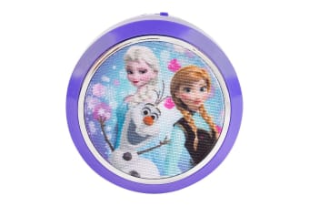 Frozen Portable Speaker 3.5 w/ Charger/Aux Cable