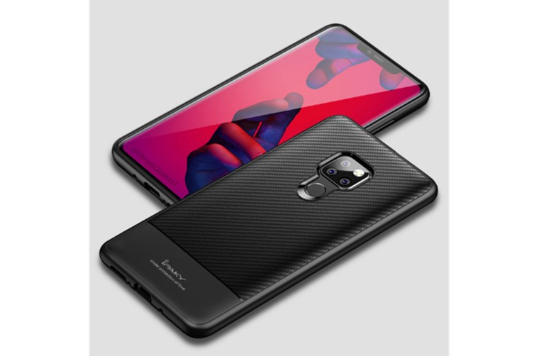 Silicone Anti-Skid Back Case For Huawei Mate,Outdoor Ultra-Thin Design Grey Mate20Lite
