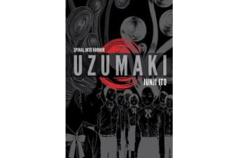 Uzumaki (3-in-1, Deluxe Edition) - Includes vols. 1, 2 & 3