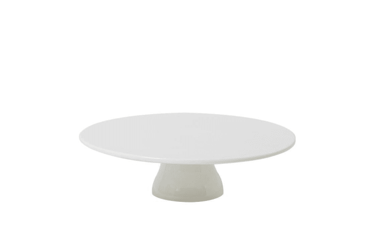 Kitchen Warehouse Windsor Footed Cake Stand 32x8cm