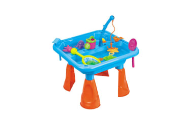 17 Piece Sand & Fishing Table