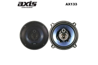 AXIS 130mm 3-way Coax Speakers