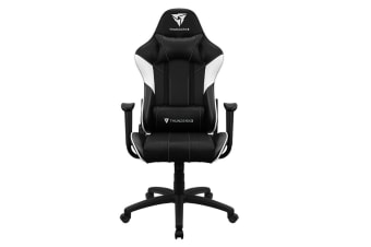 ThunderX3 EC3 Breathable Pinhole Surface Gaming Chair - Black/White