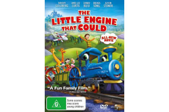 The Little Engine That Could DVD Region 4