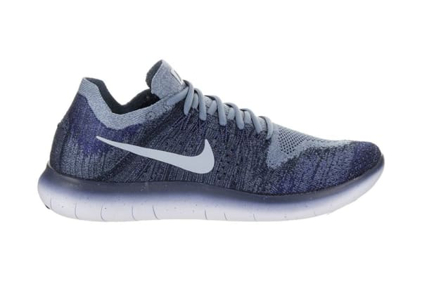 competitive price 61f11 0ffea Nike Men s Free RN Flyknit 2017 Running Shoe (Ocean Fog Cirrus Blue, Size  7) - Kogan.com