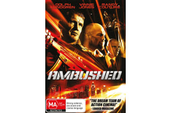 Ambushed DVD DVD Region 4