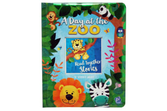 A Day At The Zoo - Read Together Stories