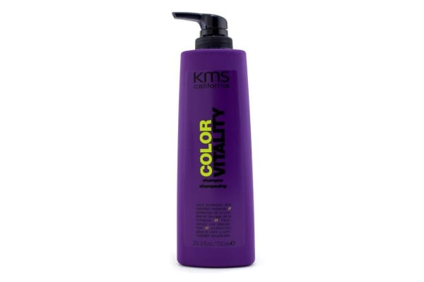 KMS California Color Vitality Shampoo (Color Protection & Restored Radiance) (750ml/25.3oz)