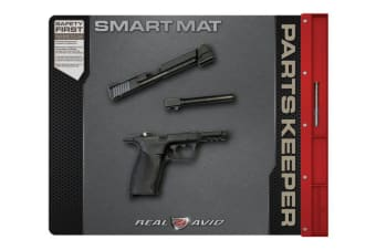 Real Avid 19?€??€?x16'' Smart Handgun Cleaning Mat With Built In Parts Keeper