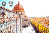 EUROPE: 20 Day European Explorer Tour Including Flights for Two