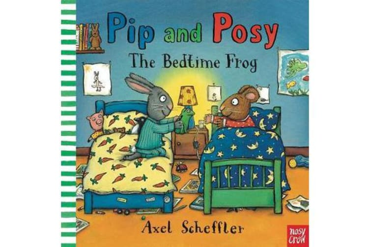 Pip and Posy - The Bedtime Frog