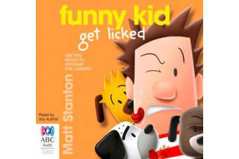 Funny Kid Get Licked!