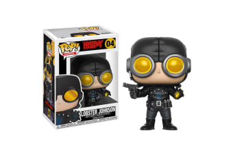 Hellboy Lobster Johnson Pop! Vinyl