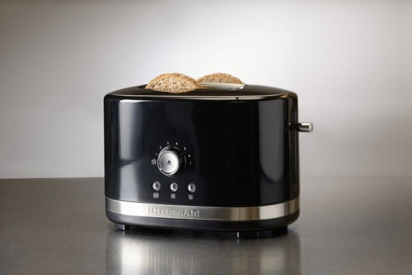 KitchenAid KMT2116 2 Slice Toaster - Black (5KMT2116AOB)