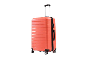 """28"""" Travel Luggage Carry On Expandable Suitcase Trolley Lightweight Luggages"""