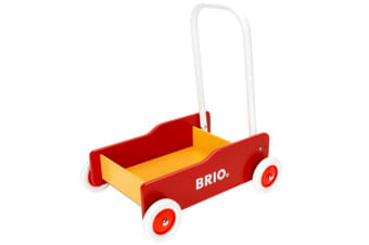 Brio Early Learning Toddler Wobbler Red and Yellow