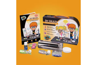 Kids DIY Galileo Thermometer Science Experiments Kit