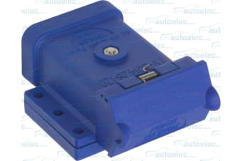 120A AMP GENUINE TRAILER VISION CONNECTOR EXTERNAL MOUNTING KIT BLUE TV201426-120