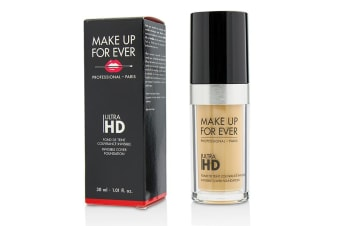 Make Up For Ever Ultra HD Invisible Cover Foundation - # Y255 (Sand Beige) 30ml