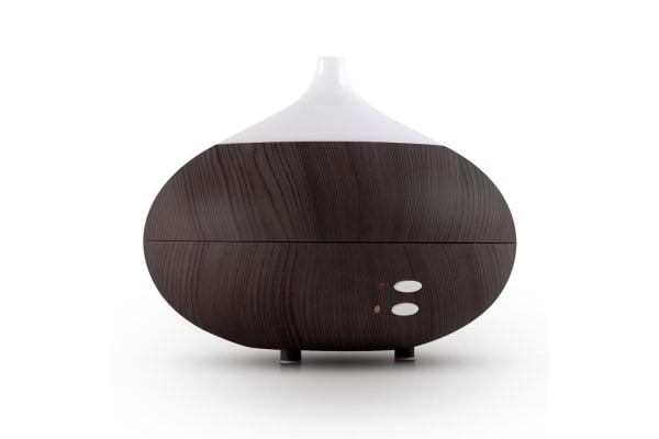 300ml 4-in-1 Aroma Diffuser (Dark Wood)