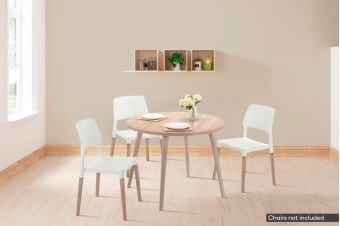 Shangri-La Dining Table - Nyhavn Collection (Oak)