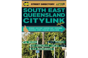 South East Queensland Citylink Street Directory 7th ed