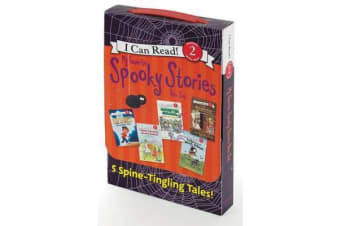 My Favorite Spooky Stories Box Set - 5 Silly, Not-Too-Scary Tales!