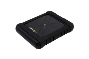 STARTECH S251BRU33 Rugged 2.5in Hard Drive Enclosure