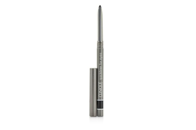 Clinique Quickliner For Eyes - 01 New Black (Unboxed Without Smudger) 0.3g