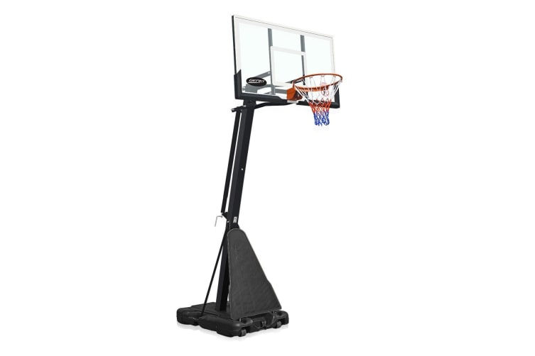 2.45m-3.05m Height-Adjustable Portable Basketball System
