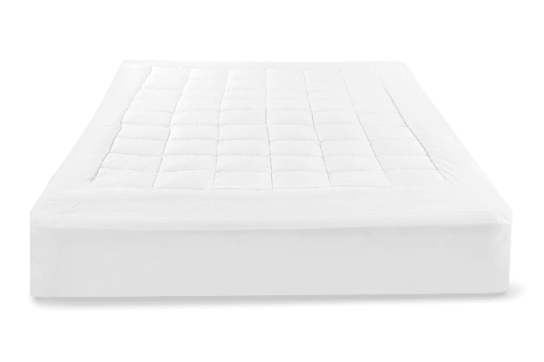 Ovela Luxury Pillow Top Mattress Topper (Queen)